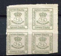 Yv. 1876 N°  172B  (*)   4/4c Vert  Gris Couronne Royale   Cote  4,5  Euro  BE  R  2 Scans - Usados