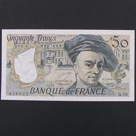 50 Francs Quentin De La Tour 1979, SPL - 50 F 1976-1992 ''Quentin De La Tour''