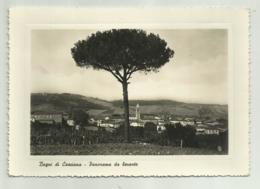 BAGNI DI CASCIANA - PANORAMA DA LEVANTE   - VIAGGIATA  FG - Pisa