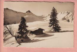 OLD POSTCARD -  SWITZERLAND -  SCHWEIZ -   ADELBODEN - HAHENMOOSPASS - ED. GYGER - BE Berne