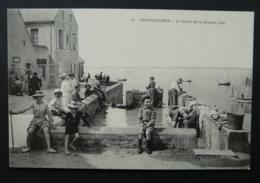 CPA N°11. Arromanches - Le Lavoir De La Grande Cale - C.P.B - Arromanches