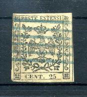 1852 MODENA N.4 USATO - Modena