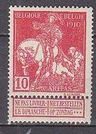K6138 - BELGIE BELGIQUE Yv N°91 * - 1910-1911 Caritas
