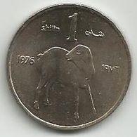 1 Shillin  1976. FAO High Grade - Somalia