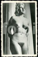 OLD EROTICA SEX EROTIC NUDE WOMAN NACKT FEMME NO NU NAKED EROTIQUE NUE EROTIK SEXY PHOTO FOTO NK194 - Pin-ups