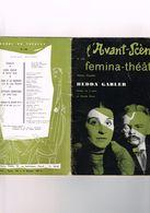 L'Avant-Scène N°143 Femina-théâtre Virginie Théâtre Franklin Hedda Gabler Henrik Ibsen Domitilla Amaral G.Athanasiou - Autres