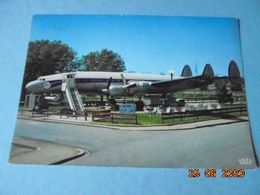 Strasbourg. L'Avion Au Parc Du Rhin. Discotheque. Ambiance. Cadre. La Cigogne 67.482.509 - Strasbourg