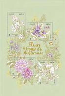 France 2020 - Yv N° F5400 ** Bloc - Fleurs De Grasse Et De Méditerranée (timbres 5400 à 5403) - Ongebruikt