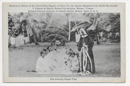 TOGA - Mat Weaving - Vanuatu