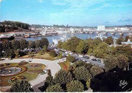 64 - Bayonne - Les Jardins - Au Fond, La Citadelle - Bayonne