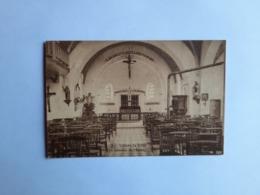 43669   -  Villers  La  Ville  Intérieur De  L'église - Villers-la-Ville