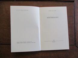 Boek  Andre  VAN  DAMME  LOUTERINGEN   1988   BRAKEL - Brakel