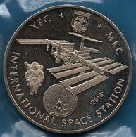 Kazakhstan 50 Tenge 2013 International Space Station ISS - Kasachstan