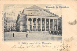 Bruxelles - Le Théâtre De La Monnaie - 1899 - Nels Série 1 N° 28 - Bruxelles-ville