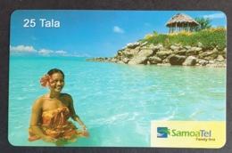 Samoa . Family First  -25$ - Samoa