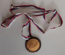 SNAIL Medal Medaille Medaglia Slovenia - Tokens & Medals