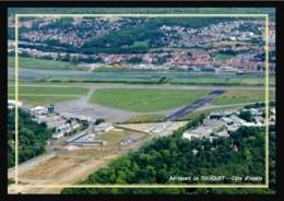 62  LE  TOUQUET  PARIS  PLAGE  ..... Aérodrome - Le Touquet