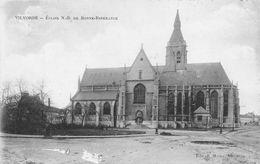 VILVORDE - EGLISE N.D DE BONNE-ESPERANCE ~ AN OLD POSTCARD #23529 - Vilvoorde