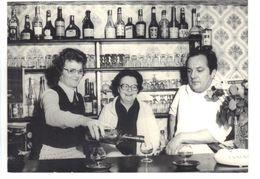 Carte Photo 76 BOIS GUILLAUME ROUEN à Localiser Intérieur BAR CAFE Serveuse Propriétaires ? Alcools - Rouen
