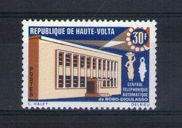 Haute Volta. Centre Téléphonique Automatique De Bobo Dioulasso - Obervolta (1958-1984)