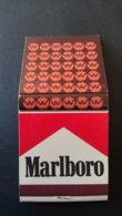 Boîte D'allumettes Marlboro  Mercure - Boites D'allumettes