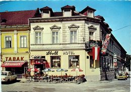 MELK Donau Hotel Café Restaurant Stoll Auto - Melk