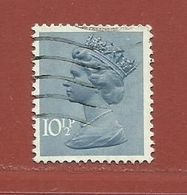 Timbre Grande-Bretagne Elisabeth II N° 863 - 1952-.... (Elizabeth II)