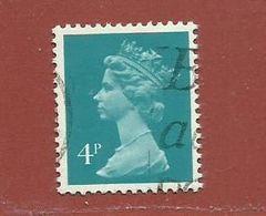 Timbre Grande-Bretagne Elisabeth II N° 1016 - 1952-.... (Elizabeth II)