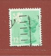 Timbre Grande-Bretagne Elisabeth II N° 1027 - 1952-.... (Elizabeth II)