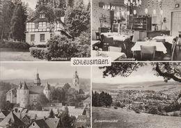 D-98553 Schleusingen - Alte Ansichten - Gaststätte - Schleusingen