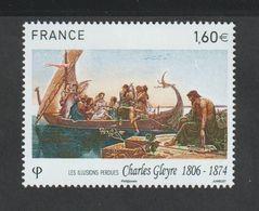 TIMBRE - 2016  -   N° 5069 - Série Artistique , Charles Gleyre    -  Neuf Sans Charnière - France