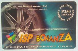 ISP Bonanza Prepaid Internet - Andere