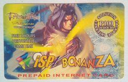 ISP Bonanza Ptrpaid Internet Card Prisontale - Andere