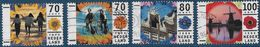 NVPH 1678-1681 - 1996 - Vakantiezegels - 1980-... (Beatrix)