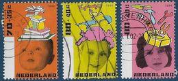 NVPH 1698-1700 - 1996 - Kinderzegels - 1980-... (Beatrix)