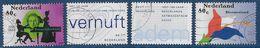 NVPH 1727-1732 - 1997 - Schubert, 150 Jr. Kon. Inst. Van Ing., 100 Jr. Astma Centrum Davos , Bloemenland - 1980-... (Beatrix)