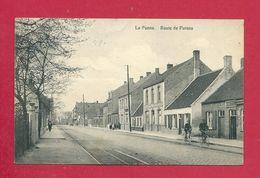 C.P. De Panne = Route  De Furnes - De Panne