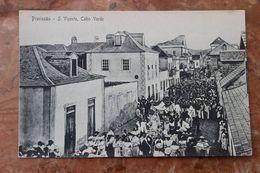 S. VICENTE (CAP VERT) - PRECISSAO - Cap Vert