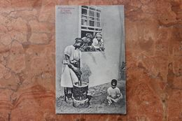 S. VICENTE (CAP VERT) - MULHERES INDIGENAS - Cap Vert