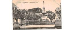 Sarrebourg / Monument Aux Morts - Sarrebourg