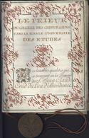 1752 Diplôme De Maître Chirurgien Français Velin 4 Pages Délivré à Turin Italie Elève D'Abondance Haute Savoie France - Diploma's En Schoolrapporten