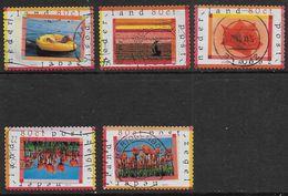 NVPH 1773-1777 - 1998 - Verrassingszegels - Creatief Met Zegels - 1980-... (Beatrix)
