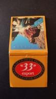 Boîte D'allumettes  Bière 33 Export - Boites D'allumettes