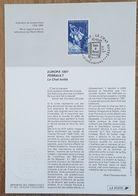 FDC Sur Document - YT N°3058 - EUROPA / PERRAULT / LE CHAT BOTTE - 1997 - 1990-1999