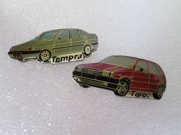 PIN'S    LOT 2 FIAT - Fiat