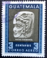 Guatemala - A1/14-15 - (°)used - 1953 - Ceremonieel Masker - Guatemala