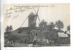 41 - Environs De St-AIGNAN - NOYERS - Le Moulin à Vent - Saint Aignan