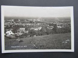 AK Mannersdorf Am Leithagebirge B. Bruck A.d.Leitha Ca.1930 ///  D*44693 - Bruck An Der Leitha