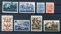 Mazedonien 1/8 LUXUS ** POSTFRISCH 350EUR (H6622 - Occupation 1938-45