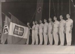 Sport - Germania 1939 -. La Squadra Italiana Durante Il Saluto *- - Gimnasia
